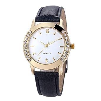 HZBIOK Reloj Mujer Moda Casual Relojes Mujeres Hombres ...