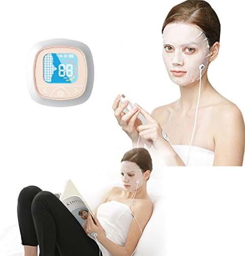 The Elixir Beauty DeepSkin Aesthetic Shop Grade Ionic Self Skin Care System Kit, Korean Beauty, Transferring Nutrient Formula into Skin Cells