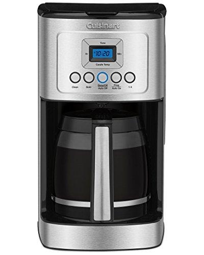 Cuisinart Perfectemp 14 Cup Coffeemaker Black DCC 3200 W
