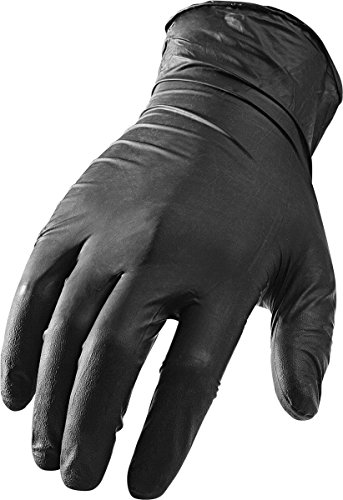 LIFT Safety Ni-Flex Gloves (Black, Small) by LIFT Safety