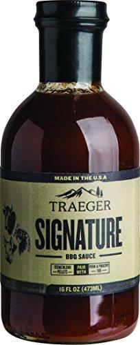 (Traeger Grills SAU033 Signature BBQ Sauce)