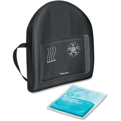 FEL9190001 - Fellowes Heat and Soothe Back (Heat Soothe Back Support)
