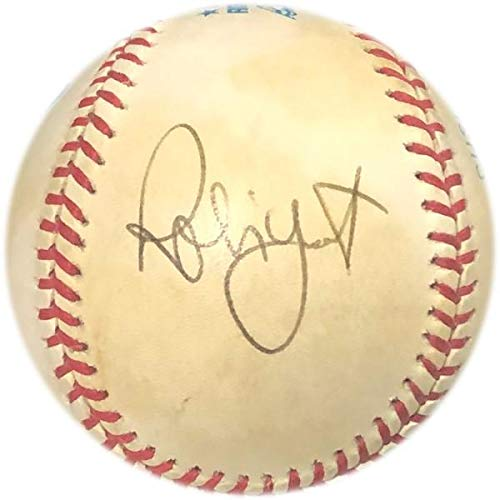 Robin Yount Autographed Baseball - Autographed ()
