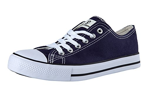 Shinmax Low-Cut Hitops Canvas shoes Unisex Canvas sneaker- Season Lace Ups Shoes Casual Trainers for Men and Women Canvas Mens Sneakers