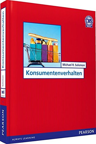 Konsumentenverhalten (Pearson Studium - Economic BWL)