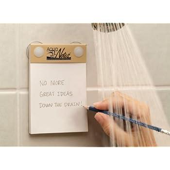 ... Aqua Notes Waterproof Notepad