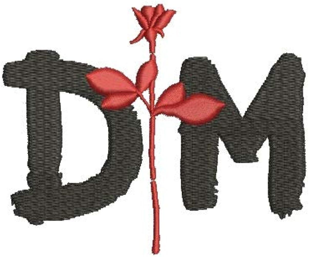 Depeche Mode Musik Rock Punk Icon Fun Coche Polo Bordado 100 ...