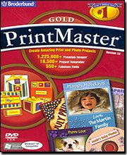 Printmaster Gold Version 18 [OLD VERSION]