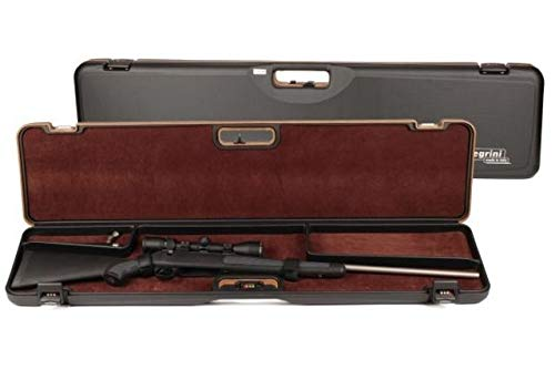 Negrini Compact Scoped Bolt Action Rifle Case - 1619LUNGA/5517