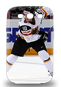 Galaxy NHL Buffalo Sabres Christian Ehrhoff #10 Awesome High Quality Galaxy S3 3D PC Case Skin ( Custom Picture iPhone 6, iPhone 6 PLUS, iPhone 5, iPhone 5S, iPhone 5C, iPhone 4, iPhone 4S,Galaxy S6,Galaxy S5,Galaxy S4,Galaxy S3,Note 3,iPad Mini-Mini 2,iPad Air )