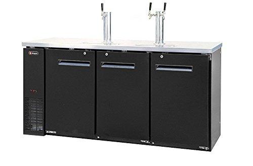 Direct Draw Beer Dispenser (Triple Tap Built-In/Freestanding Beer)