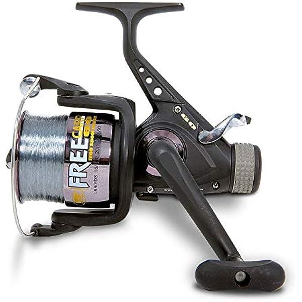 Lineaeffe Carretes de Pesca Free Carp 60 Baitrunner Carp Fishing ...