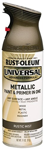rustoleum spray paint brown - 8