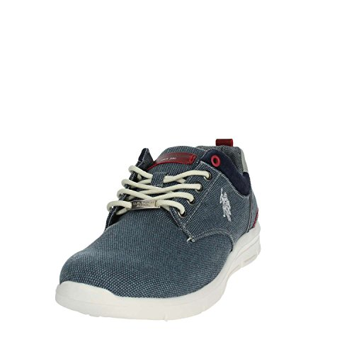 Assn U C1 Blue WALDO4004W7 Sneakers Bassa s Polo Uomo TxqZS