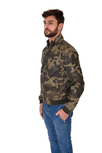 Woolrich Giacca Giacca Uomo Uomo Verde Woolrich Camouflage Camouflage Verde Uomo Camouflage Woolrich Giacca 4qFUx0w