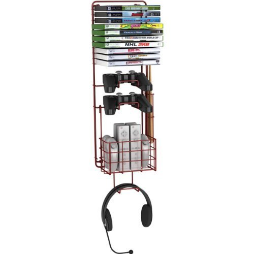 Atlantic Wall Mount Game Rack by Atlantic