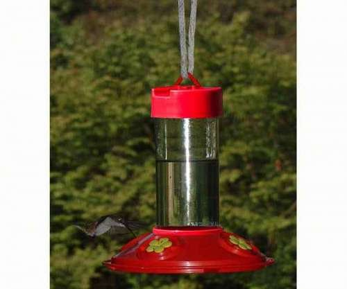 Songbird Essentials Feeder Yellow Flowers