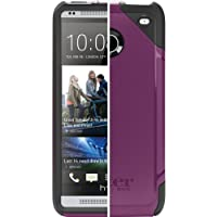 OtterBox 77-26429 Commuter Series Hybrid Case for HTC One (M7 ONLY - Not for M8 or M9) - 1 Pack - Retail Packaging - Lilac (Discontinued by Manufac