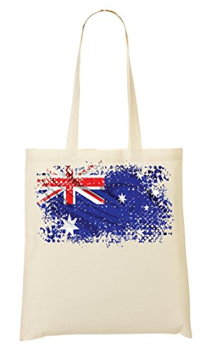 Australia Sydney Country Series Nationality Flag Nice To Bolso De Mano Bolsa De La Compra