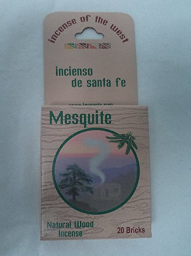 Inciensio Sante Fe: Mesquite 20 Incense