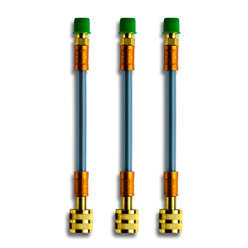 Leak Savers Direct Inject Refrigerant Leak Sealer (3 Pack)
