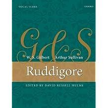 Ruddigore: Vocal Score