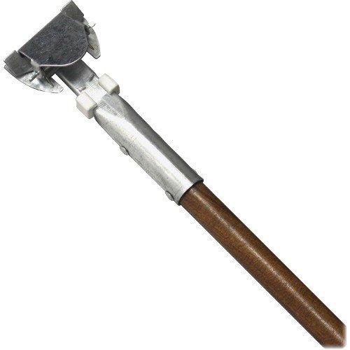 Genuine Joe Mop Handle, Wooden,15/16quot;x60quot;, Use w/02309/48264, Natural (GJO02310) (02310 Handle)