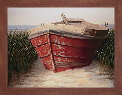 Karl Soderlund Red Boat - Red Boat by Karl Soderlund - 13