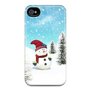 AbbyRoseBabiak WQo21604sNLa Cases Covers Iphone 6 Protective Cases Snowman