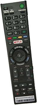 Sony - Mando a distancia para televisor KD-49XD7005 KD49XD7005 4K UHD Smart LED de 49 pulgadas: Amazon.es: Electrónica