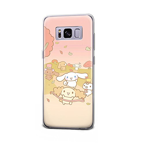 GSPSTORE Galaxy Note 8 Case My Melody Cartoon Animal Pink Series Hard Plastic Protective Cover for Samsung Galaxy Note 8#18 ()