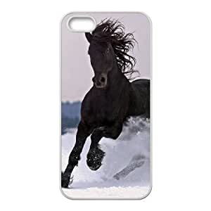 Horse ZLB534366 Personalized Case for Iphone 5,5S, Iphone 5,5S Case