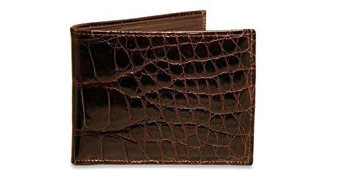 Jack Georges American Alligator Classic Bifold Wallet