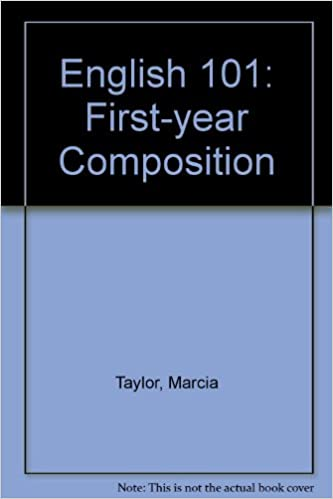 Amazon english 101 first year composition 9780757533235 english 101 first year composition 2nd edition fandeluxe Images