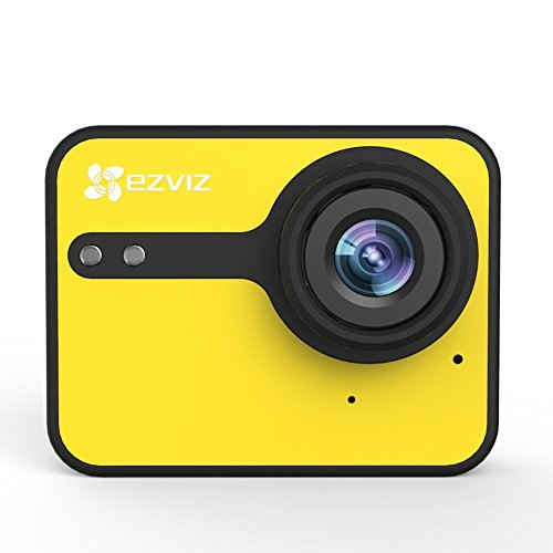 EZVIZ FIVE GO Full HD 1080p Action Camera with Touchscreen and Waterproof Protective Case [並行輸入品]   B079FY5FZS