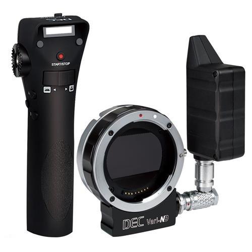 Aputure DEC vari-ndワイヤレスレンズアダプタ、Attaches Canon EF / EF - Sレンズto mft-mountカメラ   B06XXB19MC