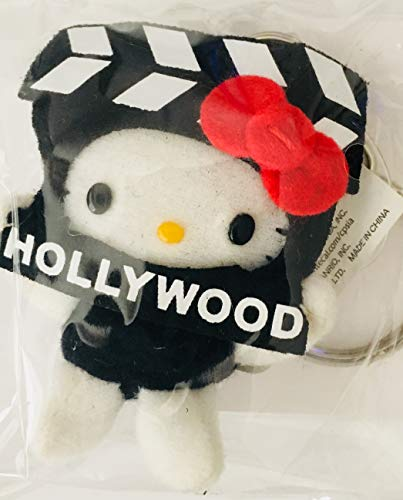 Hello Kitty Exclusive, Limited, Hollywood Plush Key Chain