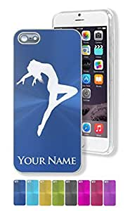 """iPhone 5/5S Case/Cover - DANCING, DANCE, DANCER - Personalized for FREE (Click the """"Contact Seller"""