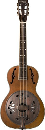 Washburn 6 String Resonator Guitar, Vintage Matte (R360K-R) ()
