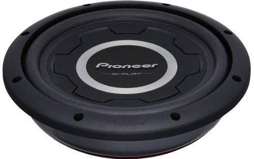 PIONEER TS-SW2502S4 10-Inch, 1.200 Watts Shallow-Mount Subwoofer by Pioneer (Image #3)