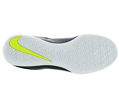 Nike Squadron Soccer Competition Blue Volt Men's Shoe Black Pro Indoor MercurialX HqAxwprH