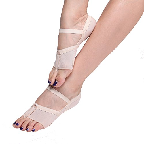 Lyrical Jazz Dance - UPRIVER GALLERY Lyrical Jazz Bare Dance Foot Thong Dance Paw Pads S