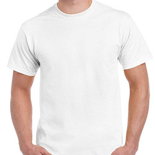 Positivos Básicas/Lisas Camiseta urbana lisa - Blanca - L 5geLljlbP