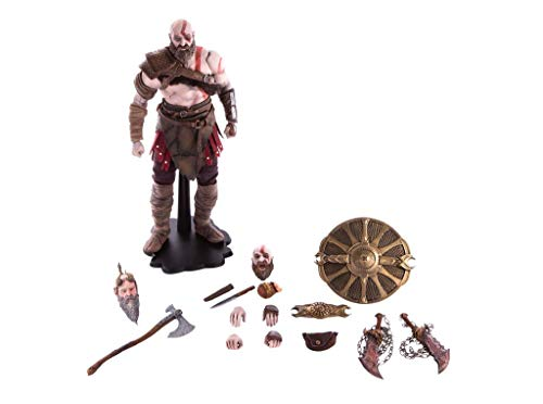 Mondo Tees God of War: Kratos 1: 6 Scale Deluxe Collectible Figure (God Of War 1 Blades Of Hades)