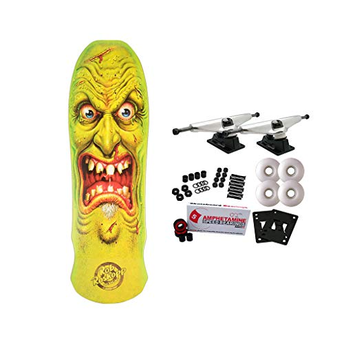 Santa Cruz Skateboard Complete Roskopp Face X Edmiston 9.5