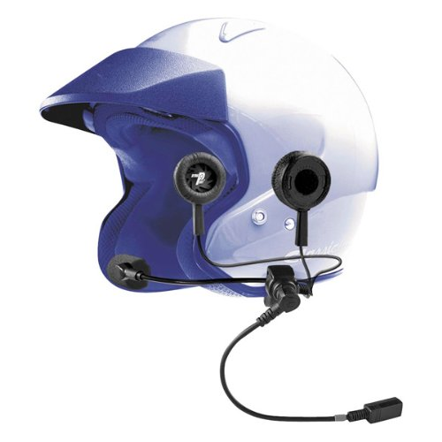 J&M Elite 629 Series Clamp-on Universal Helmet Headsets