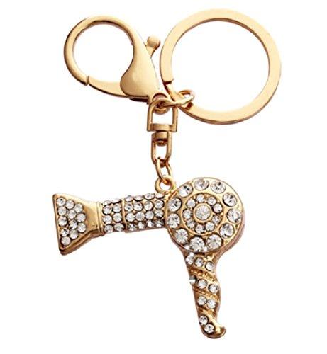 hair dryer key chain - 4