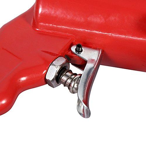 Air Grease Gun Heavy Duty Pistol Grip Grease Tool Air Pneumatic Compressor Pump Standard Lever Oil Alemite Grease Gun Extension Set Home Grease Gun Tool by Estink (Image #8)