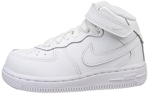 new product eeb84 b06cb ... Nike Force 1 Mid (TD) Scarpe Scarpe Scarpe Walking Baby, Unisex Bimbo,