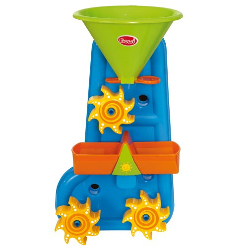 Gowi Toys Watermill for Bath Bath and Water Toys Suitable for 1 Years